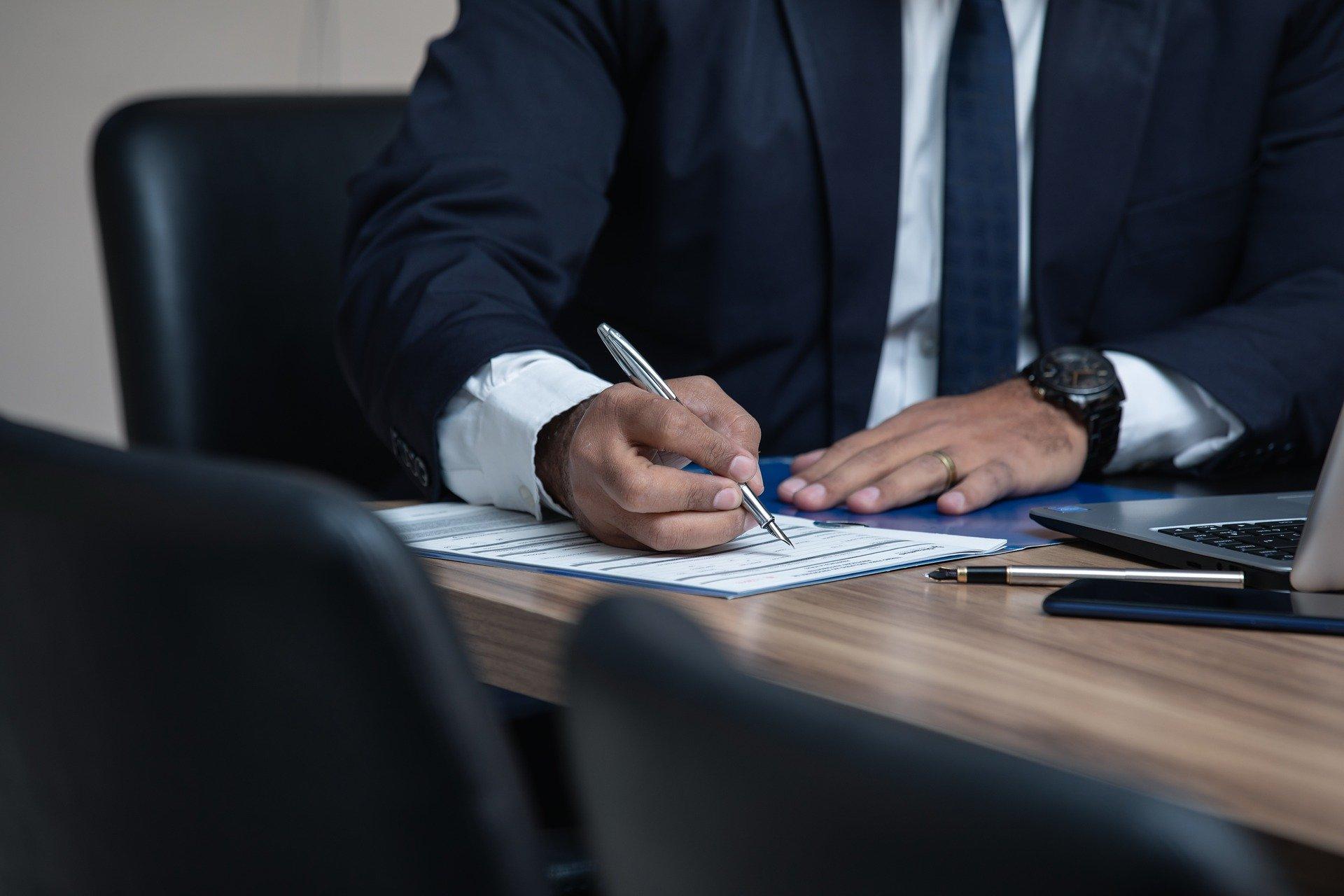 Signature d'un accord d'intéressement