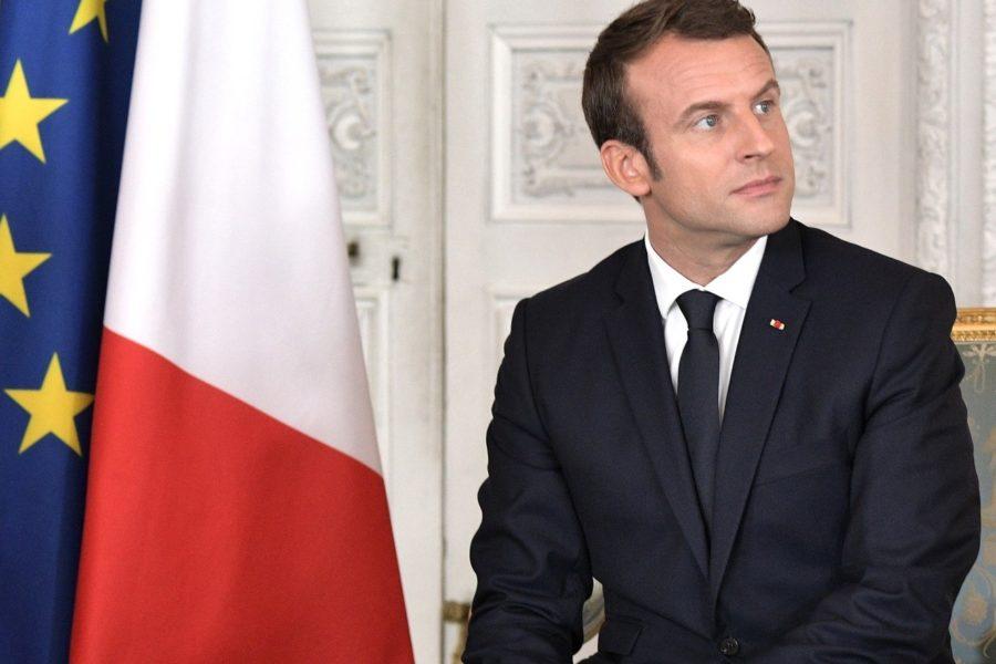 Le Parisien – Projet de loi contre les fake news : le combat personnel de Macron